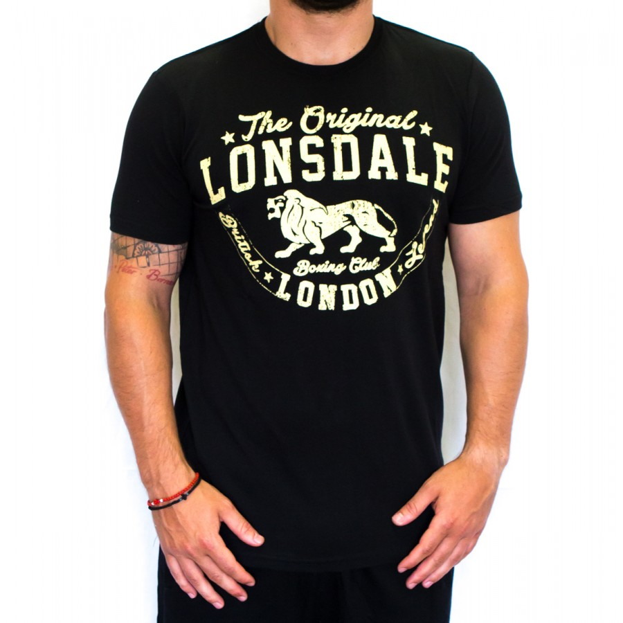 LONSDALE T-SHIRT COALEY