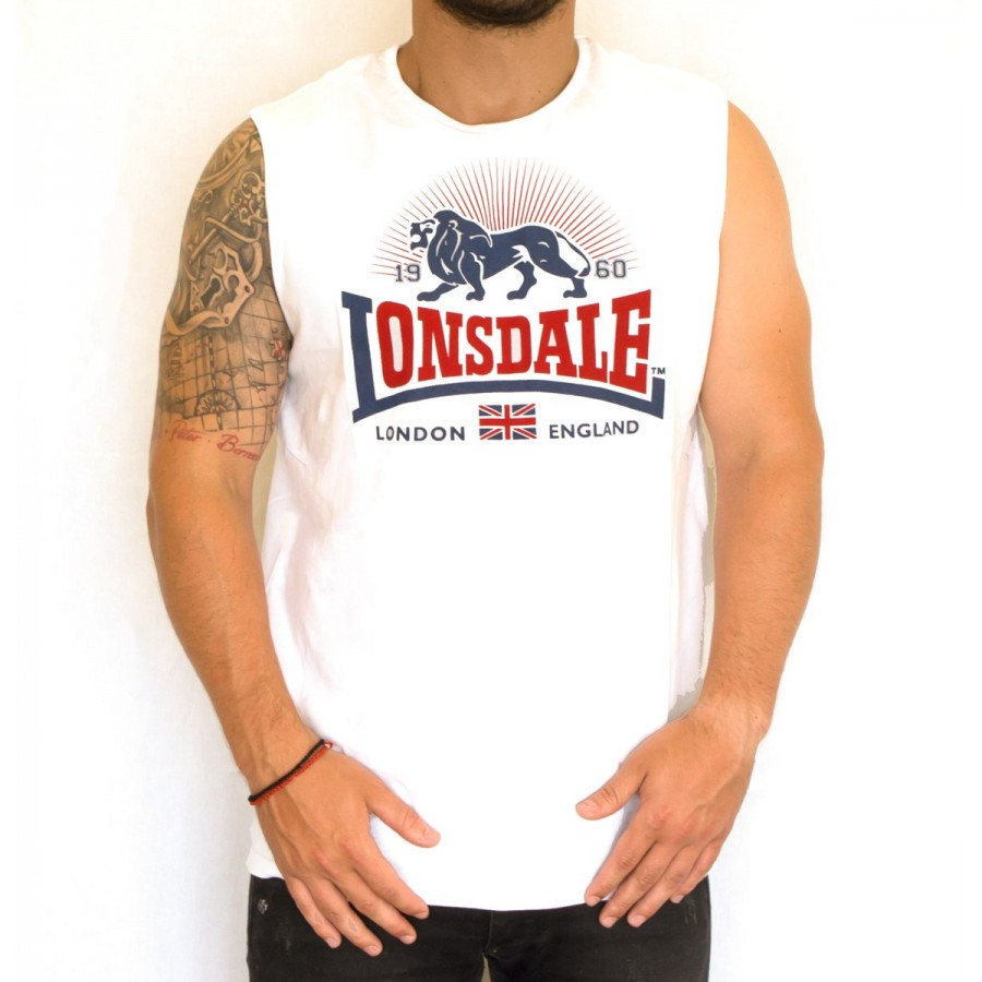 LONSDALE T-SHIRT CHRYSTON