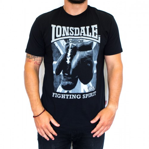 T-SHIRT LONSDALE NEWTOWN