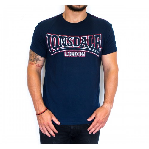 T-SHIRT LONSDALE ROMSLEY