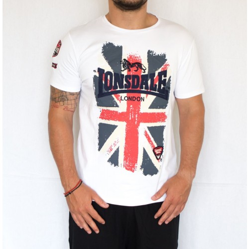 T-SHIRT LONSDALE JACOB